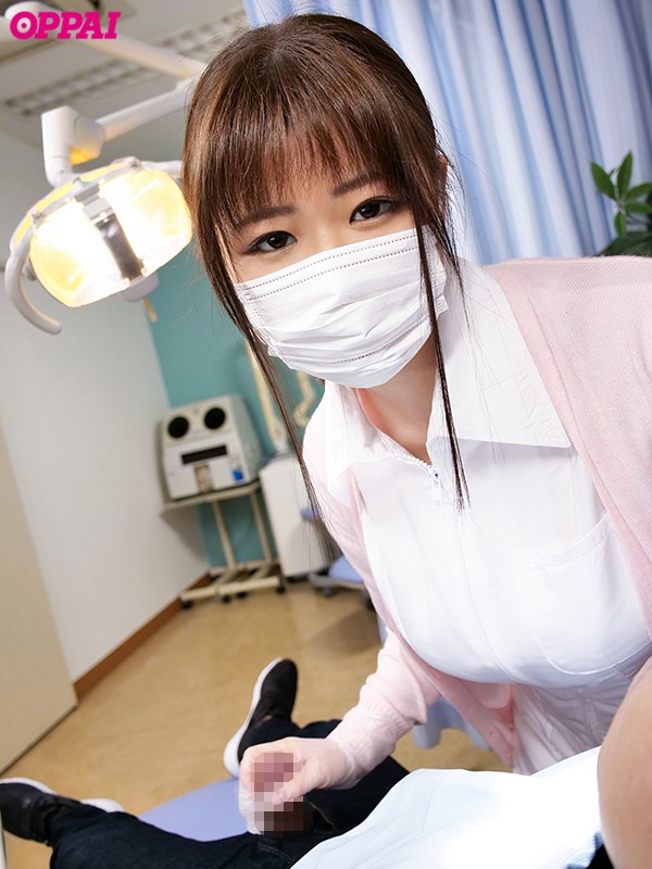 解密!那位在牙科诊所上班、脑袋里都是邪恶思想的H罩杯大奶护士长这样!