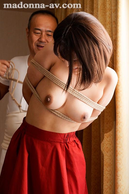 专属2週年纪念!神宫寺ナオ成了老头子的肉便器!