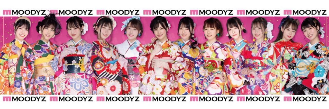 Moodyz十二金钗总动员!她们为的是⋯
