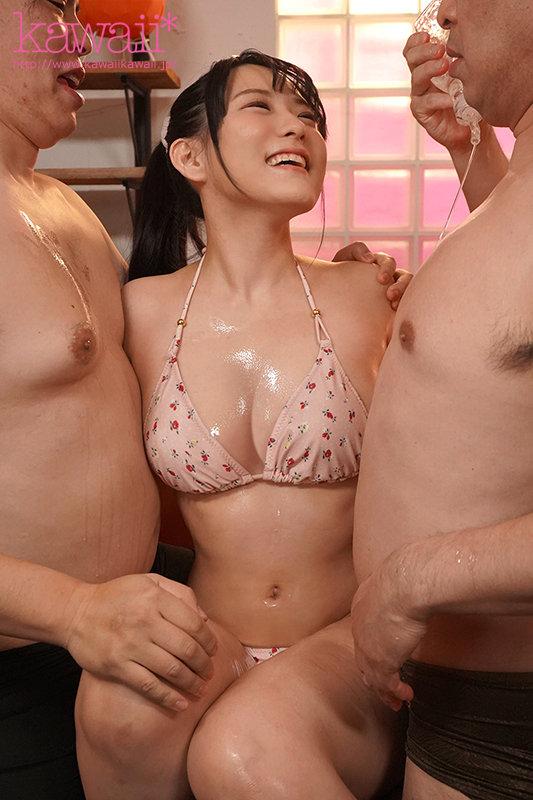 超爱胖子!100公斤以上尤佳!高田爱理一出道就被今井勇太猪突猛进!